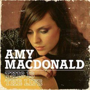 Portada Vinilo Amy MacDonald – This Is The Life