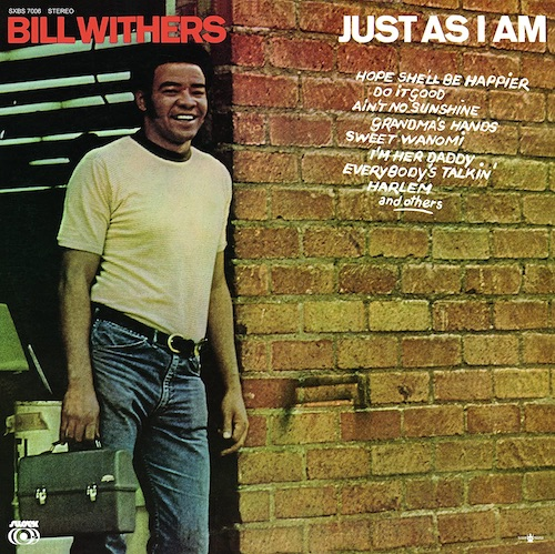 Caratula Vinilo Bill Withers – Just As I Am