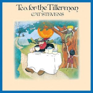 Caratula Vinilo Cat Stevens ‎– Tea for the Tillerman