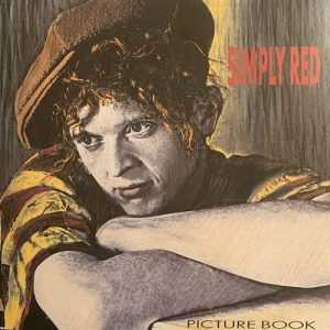 Portada Vinilo Simply Red Picture Book