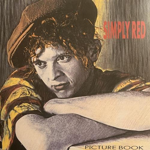Portada Vinilo Simply Red Picture Book