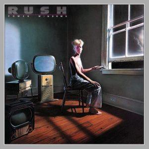 Portada vinilo Rush – Power Windows