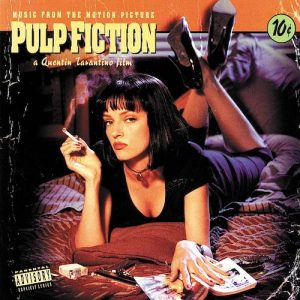 Portada Vinilo Soundtrack Pulp Fiction
