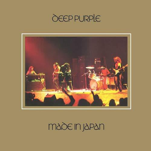 Carátula de Deep Purple made in japan