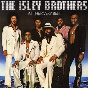 Carátula Vinilo Isley Brothers