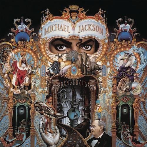 Portada Vinilo Michael Jackson