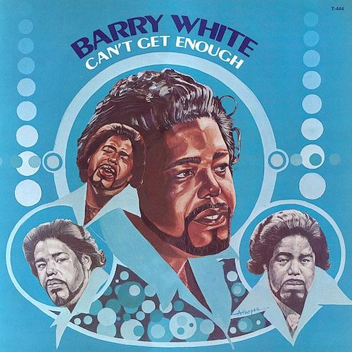 Vinilo Barry White