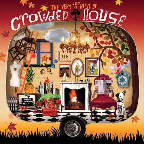 Vinilo Doble Crowded House very Best