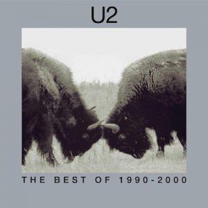 Portada Vinilo U2