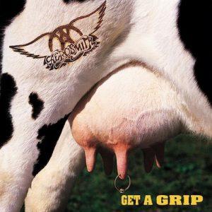 Carátula Vinilo Aerosmith