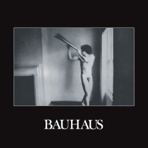 Carátula Vinilo Bauhaus