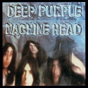 Portada Vinilo Deep Purple – Machine Head