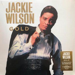 Portada Vinilo Jackie Wilson – Gold