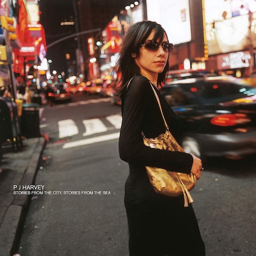 Portada Vinilo Stories From The City, Stories From The Sea - PJ Harvey