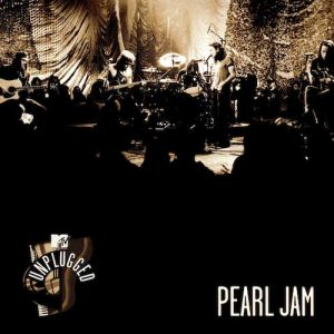 Portada Pearl Jam Unplugged