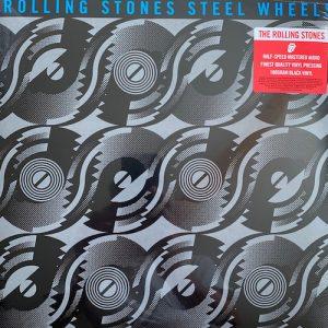 Portada Vinilo Rolling Stones – Steel Wheels