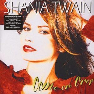 Portada Vinilo Shania Twain