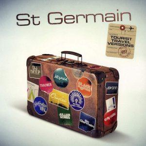 Portada Vinilo St Germain – Tourist Travel Versions