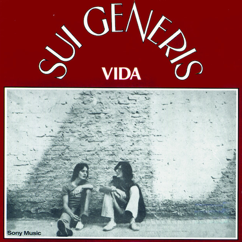 Vinilo Disponible - Sui Generis – Vida
