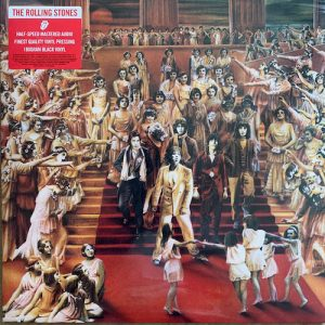 Carátula Vinilo The Rolling Stones – It's Only Rock 'N Roll