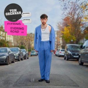Portada Vinilo Tom Grennan ‎– Evering Road