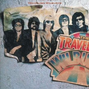 Carátula Vinilo Traveling Wilburys – Volume 1