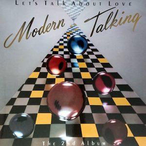 Vinilo Modern Talking