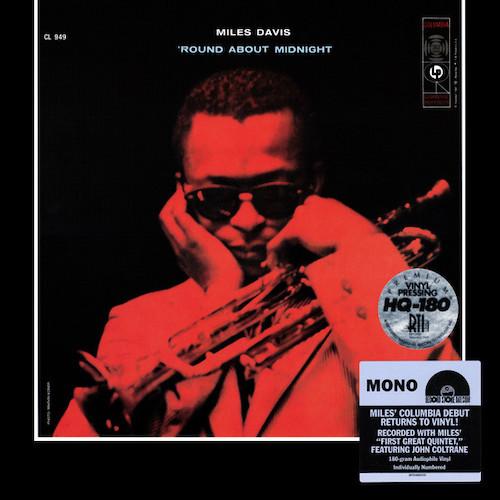Vinilo Miles Davis – 'Round About Midnight