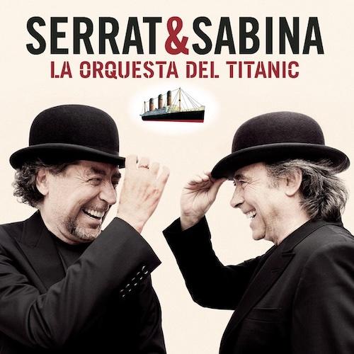 Vinilo Serrat & Sabina