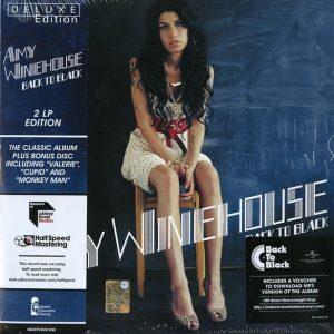 Carátula Amy Winehouse