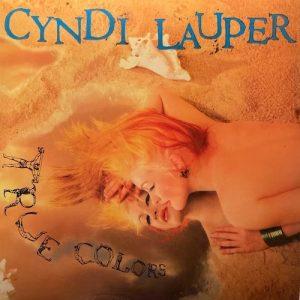 Carátula Cyndi Lauper