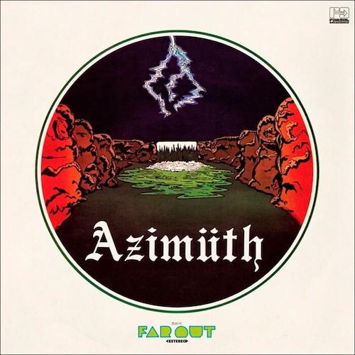 Portada Vinilo Azymuth