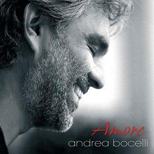 Portada Vinilo Andrea Bocelli