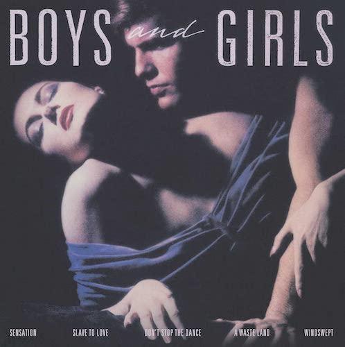 Portada Vinilo Bryan Ferry Boys& Girls